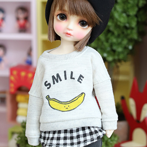 USD Smile Banana MTM - Black