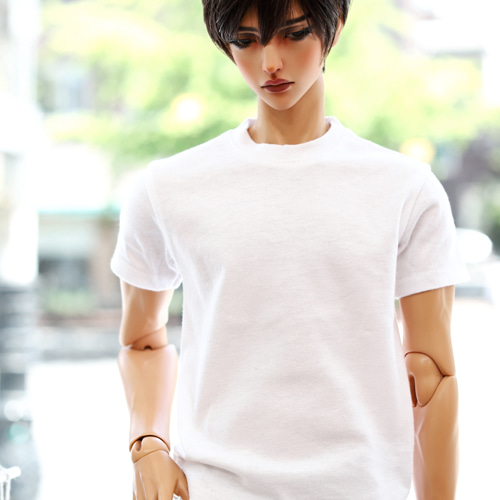IDEALIAN 75 Short Sleeved T-Shirt - White