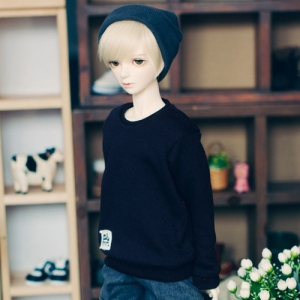 SD13 Boy Basic MTM - Navy