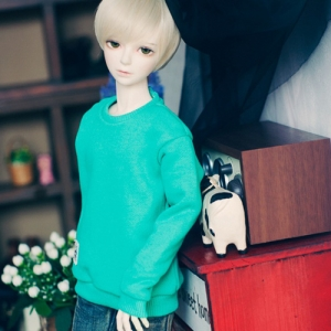 SD13 Boy Basic MTM - Mint