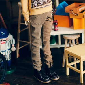 SD13 Boy Band Baggy Pants - Chestnuts