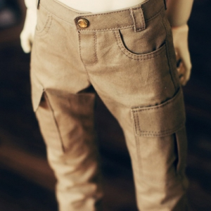 SD13 Boy Cargo Pants - Beige