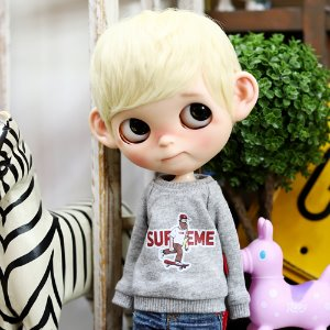 Blythe Uncle Board MTM - Gray