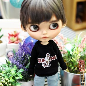 Blythe Uncle Board MTM - Black