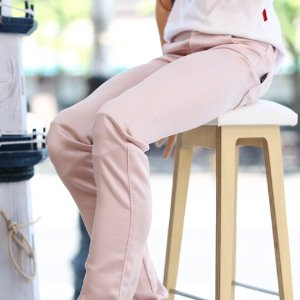 IDEALIAN 75 Cotton Pants - Pink