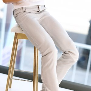 [Pre-Order] IDEALIAN 75 Cotton Pants - Gray