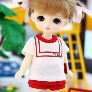 Sailor TTYA Logo Set - Red
