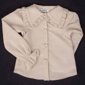 (Pre-Order) (Limited) BOY Big collar blouse